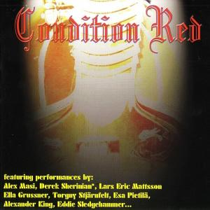 CONDITION RED - SAME CD (NEW)