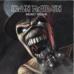 IRON MAIDEN - WILDEST DREAMS/PASS THE JAM CD'S (NEW)
