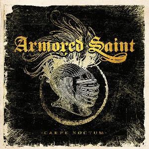 ARMORED SAINT - CARPE NOCTUM (LIVE 2015, 180GR BLACK VINYL, +POSTER BOOKLET) LP (NEW)