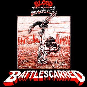 BLOOD MONEY - BATTLESCARRED (DIGIPAK, +4 LIVE BONUS TRACKS) CD (NEW)