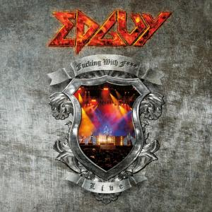 EDGUY - FUCKING WITH FIRE 2CD (NEW)