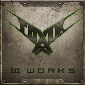 TOXIK - III WORKS (CLAMSHEL BOX, INCL POSTER) 3CD / BOX SET (NEW)