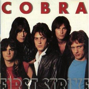 COBRA - FIRST STRIKE LP