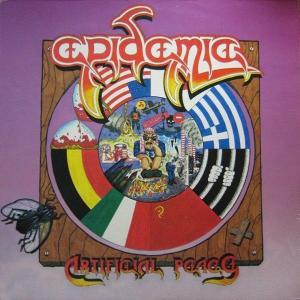 EPIDEMIC - ARTIFICIAL PEACE (DIGI PACK) CD (NEW)