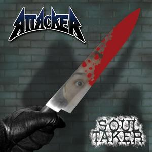 ATTACKER - SOUL TAKER (LTD EDITION 250 COPIES BLACK VINYL, REMASTERED RE-ISSUE 2018) LP (NEW)