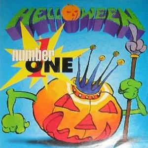 HELLOWEEN - NUMBER ONE CD'S