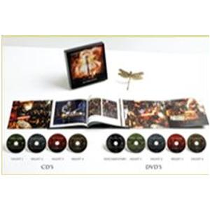 COHEED AND CAMBRIA - NEVERENDER: CHILDREN OF THE FENCE EDITION (LTD EDITION BOX SET INCL. 4CD, 5DVD, BOOOK & METAL DRAGONFLY) BOX SET 4CD/5VD