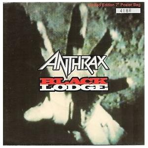 "ANTHRAX - BLACK LODGE (LTD NUMBERED EDITION REMIX E.P.) 10"" LP"