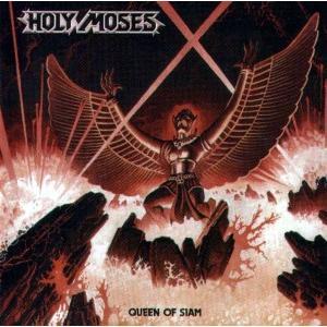 HOLY MOSES - QUEEN OF SIAM (JAPAN EDITION MINIATURE VINYL COVER +OBI, +7 BONUS TRACKS) CD (NEW)