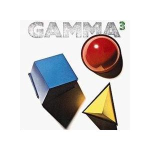 GAMMA - 3 (JAPAN EDITION +OBI) LP
