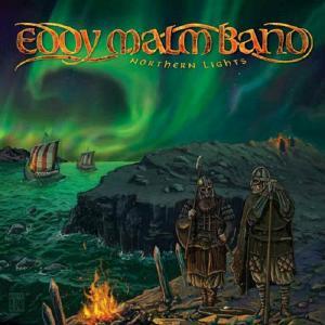 EDDY MALM BAND - NORTHERN LIGHTS CD (NEW)