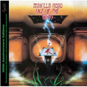 MANILLA ROAD - OUT OF THE ABYSS (REISSUE 2018 - 30TH ANNIVERSARY EDITION INCL. BONUS TRACKS, DIGIPAK) 2CD (NEW)