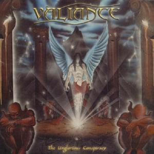 VALIANCE - THE UNGLORIOUS CONSPIRACY CD (NEW)