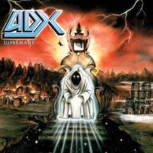 ADX - SUPREMATIE (LTD EDITION 400 COPIES, +2 BONUS TRACKS) LP (NEW)