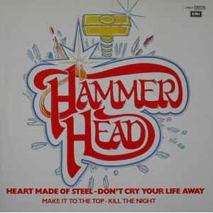 """HAMMERHEAD - HEART MADE OF STEEL 12"""" LP"""