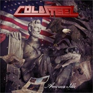 COLDSTEEL - AMERICA IDLE CD (NEW)