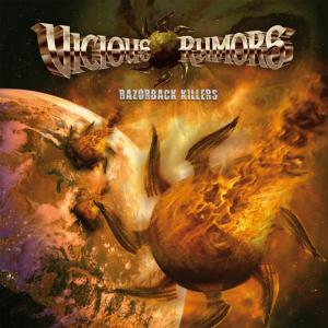 VICIOUS RUMORS - RAZORBACK KILLERS CD (NEW)
