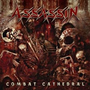 ASSASSIN - COMBAT CATHEDRAL (DIGI PACK) CD (NEW)
