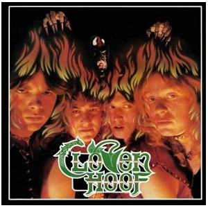 CLOVEN HOOF - SAME (TRANSPARENT RED VINYL, GATEFOLD) LP (NEW)