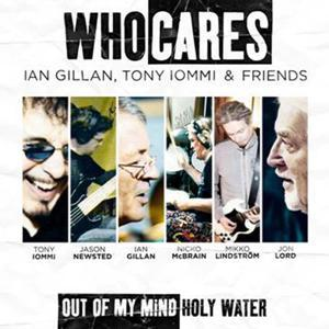 "IAN GILLAN/TONY IOMMI - WHO CARES 7"" (NEW)"