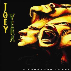 JOEY VERA - A THOUSAND FACES CD