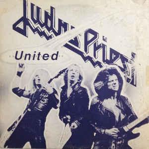 JUDAS PRIEST - UNITED - DONNINGTON PLUS UK LIVE '81 (SPECIAL LTD EDITION PROMO) LP