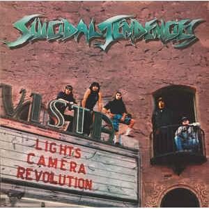 SUICIDAL TENDENCIES - LIGHTS CAMERA REVOLUTION (180GR AUDIOPHILE VINYL) LP (NEW)