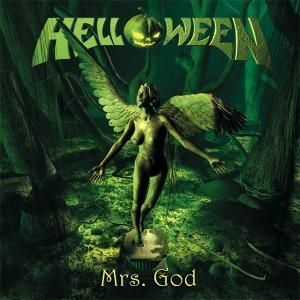 HELLOWEEN - MRS. GOD (JAPAN EDITION DIGI PACK+OBI) - CD