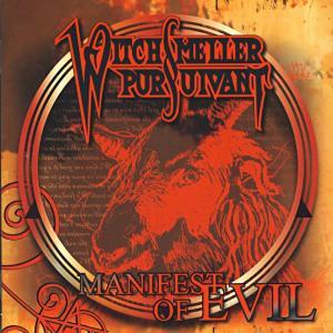 WITCHSMELLER PURSUIVANT : MANIFEST OF EVIL CD