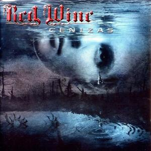 RED WINE - CENIZAS CD (NEW)