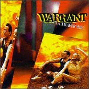 WARRANT - ULTRAPHOBIC (JAPAN EDITION +OBI) CD