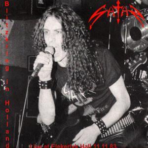 SATAN - BLITZKRIEG IN HOLLAND - LIVE'83 2LP