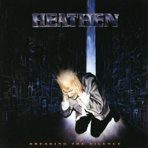 HEATHEN - BREAKING THE SILENCE (INCL. 4 BONUS TRACKS) CD (NEW)