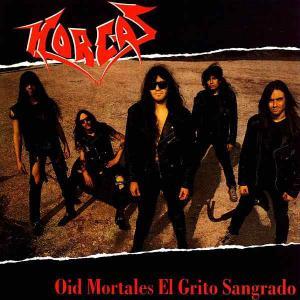 HORCAS - OID MORTALES EL GRITO SANGRADO (SEALED COPY) CD (NEW)
