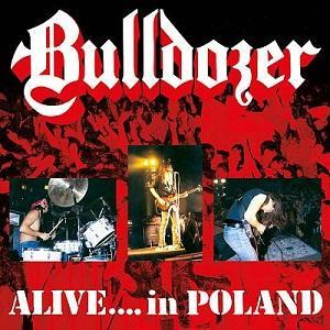 BULLDOZER - ALIVE... IN POLAND (GATEFOLD) LP