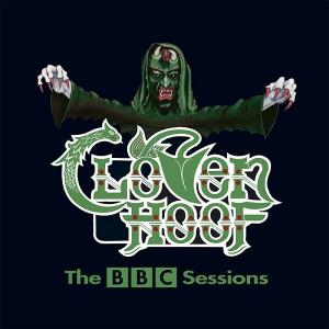 CLOVEN HOOF - THE BBC SESSIONS (LTD EDITION 200 COPIES BLACK VINYL) LP (NEW)