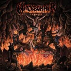 WITCHBURNER - DEMONS (GATEFOLD) LP
