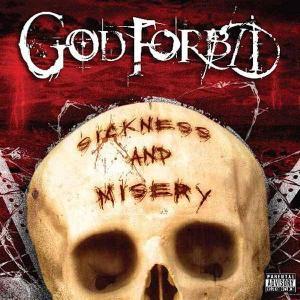 GOD FORBID - SICKNESS AND MISERY CD (NEW)