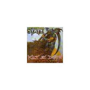DRUNKEN STATE - KILT BY DEATH LP