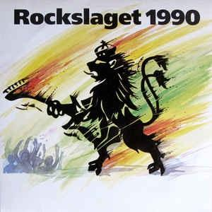V/A - ROCKSLAGET 1990 (ROAD RATT, BIG BREAK, MILLION) LP