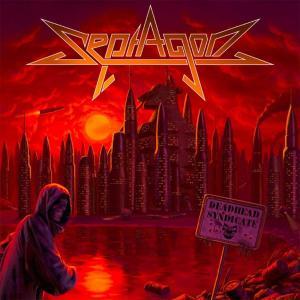 SEPTAGON - DEADHEAD SYNDICATE CD (NEW)