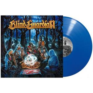 BLIND GUARDIAN - SOMEWHERE FAR BEYOND (2018 REISSUE, LTD EDITION 500 COPIES BLUE VINYL, GATEFOLD) LP (NEW)