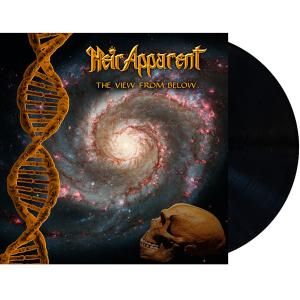 HEIR APPARENT - THE VIEW FROM BELOW (BLACK VINYL) LP (NEW)