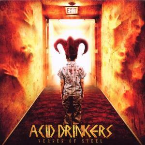 ACID DRINKERS - VERSES OF STEEL (DIGI PACK) CD (NEW)