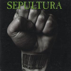 SEPULTURA - SLAVE NEW WORLD (JAPAN EDITION) CD