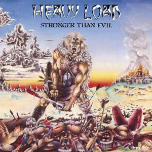 HEAVY LOAD - STRONGER THAN EVIL (+ 6 BONUS TRACKS) CD (NEW)