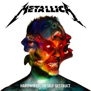 METALLICA - HARDWIRED... TO SELF - DESTRUCT (LTD EDITION DELUXE BOX SET) 3LP BOX (NEW)