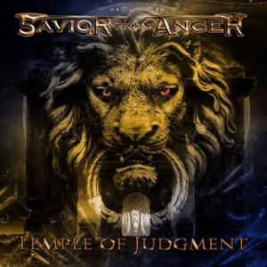 SAVIOR FROM ANGER - TEMPLE OF JUDGMENT CD (NEW)
