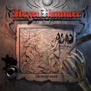 HEXENHAMMER - UNDERGROUND CD (NEW)