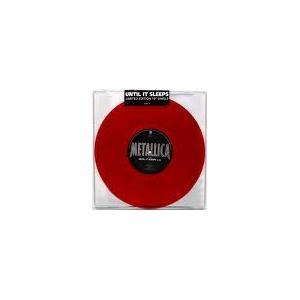 "METALLICA - UNTIL IT SLEEPS (LTD EDITION 10"" RED VINYL) EP 10"" LP (NEW)"
